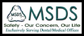 MSDS-Dental OSHA and Safety